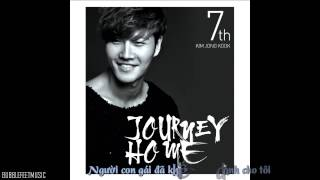 Cover images [Vietsub] KIM JONG KOOK - STORY THAT IS NOT THE END ( 끝이 아닌 이야기) [7TH JOURNEY HOME]