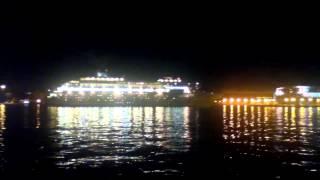 Ночные Афины(Греция. Ночные Афины. После посещения священного монастыря в Метеоре (я не смогла выложить это видео, т.к..., 2013-12-30T14:16:58.000Z)