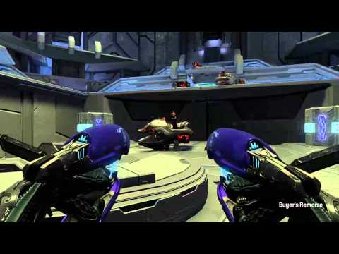 Halo 2 Legendary Live Stream Part 4: Sacred Icon and Quarantine Zone