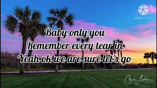 NCT U Doyoung & Mark-Baby only you (Lyrics) #openrequest #commentyoursong