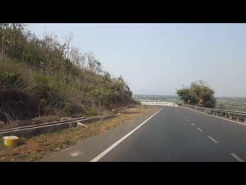 Visakhapatnam to Bhubaneswar Family Road Trip.