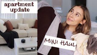 VLOG: Mini Fall Haul And Apartment Updates