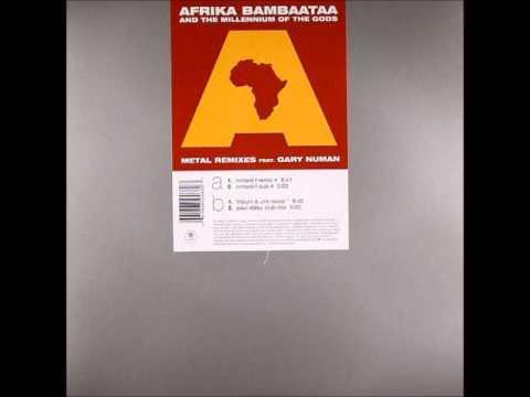 Afrika Bambaataa Feat. Gary Numan - Metal (Friburn & Urik Remix)