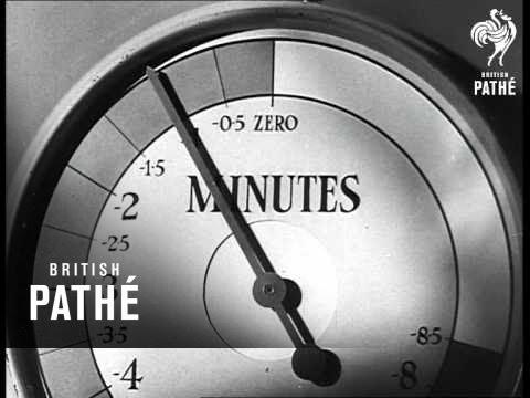 Britain Explodes Atom Bomb (1952)
