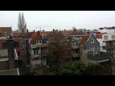Air Bombarding Alarm Once a Month in the Netherlands