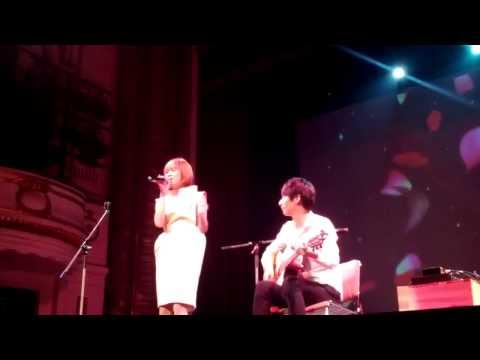 (FULL HD) Nếu như anh đến - Sungha Jung ft Văn Mai Hương ( LIVE)