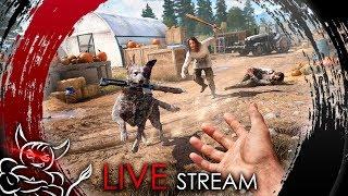 Far Cry 5 - Проредим эту Паству [Стрим]