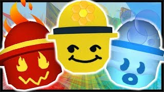 FIRE MASK, BUBBLE MASK & HONEY MASK, WHICH ONE IS BEST? | Roblox Bee Swarm Simulator