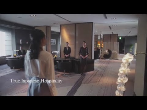 The Club InterContinental Life - ANA InterContinental Tokyo English Ver.