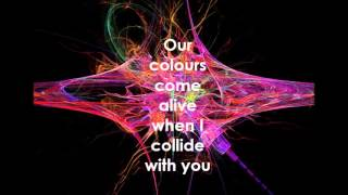 Kaleidoscope- The Script (lyrics)