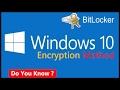 Windows 10 Encryption Method | Do You Know ?