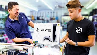 Pawning A Fake PS5
