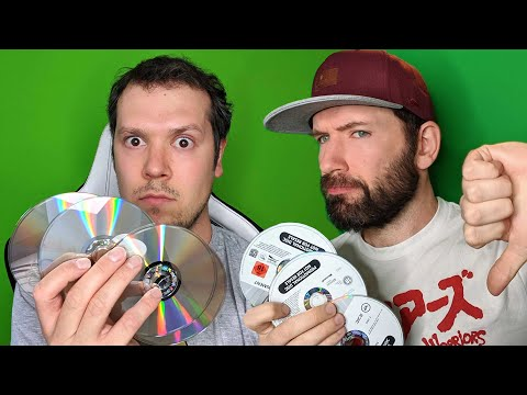 Metacritic Worst Game Challenge: Whose Collection Sucks Most? Mike Vs Andy!