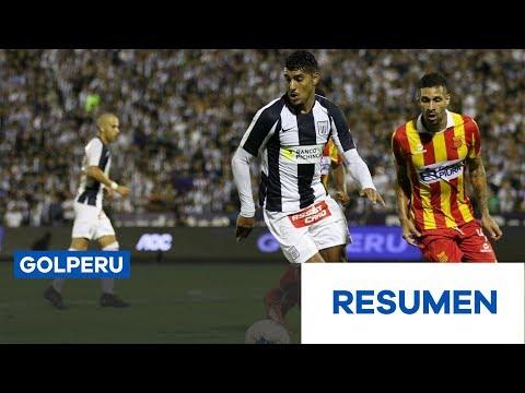 Alianza Lima Grau Goals And Highlights