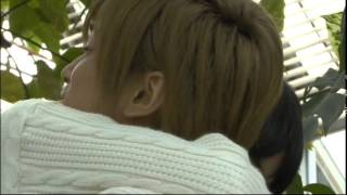 Takumi kun 5 Making of   Kiss scene in green house