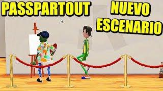 NUEVO ESCENARIO, NUEVA RUTA - PASSPARTOUT | Gameplay Español