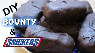 CHOCOLATE BARS MADE VEGAN || 2 DIY TREATS ||