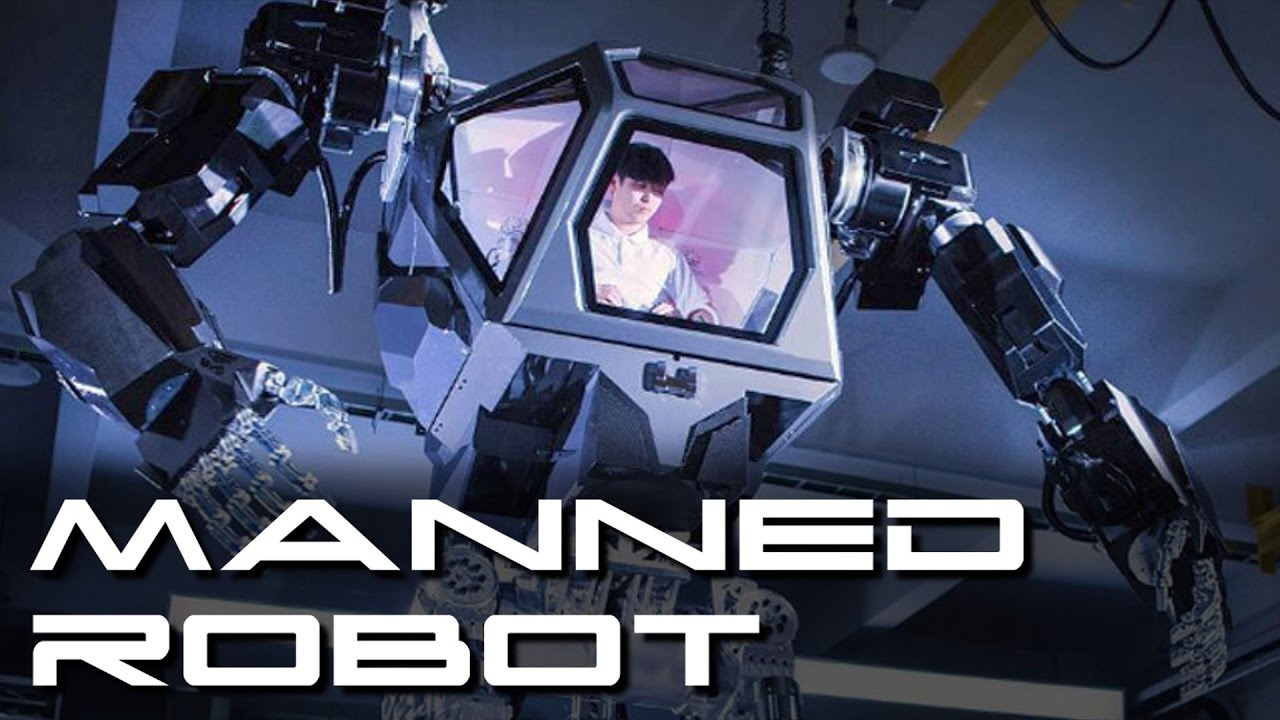 Method 1 Manned Robot Behold The Future Youtube