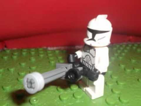 custom lego guns that are easy to make - YouTube