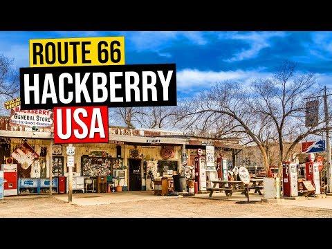 ROUTE 66 Hackberry General Store, Arizona. Road Trip USA #2