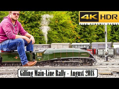 Gilling Main Line Rally August 2018 - GL5 - Ryedale Society of Model Engineers.