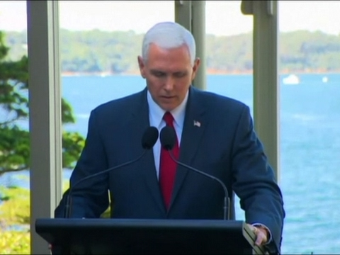 pence-us-to-honor-refugee-deal-with-australia