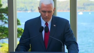 Pence: US to Honor Refugee Deal with Australia