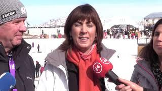 Temporada de ski comienza en Chile para atraer a más de 1.4 millones de turistas