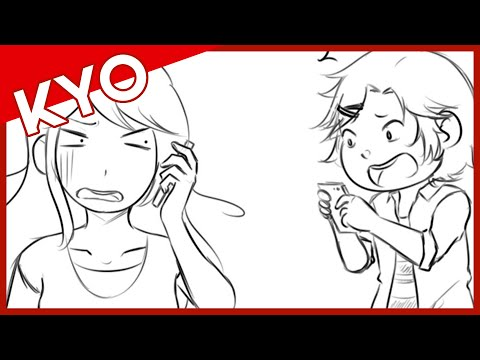 Yoosung Can Be A Little...Clingy (Hilarious Mystic Messenger Comic Dub)