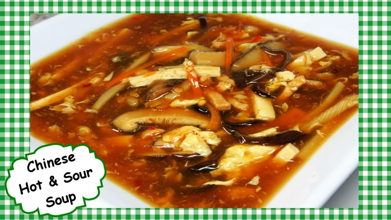 The best chinese hot and sour soup classic chinese restaurant hot the best chinese hot and sour soup classic chinese restaurant hot sour soup recipe forumfinder Gallery