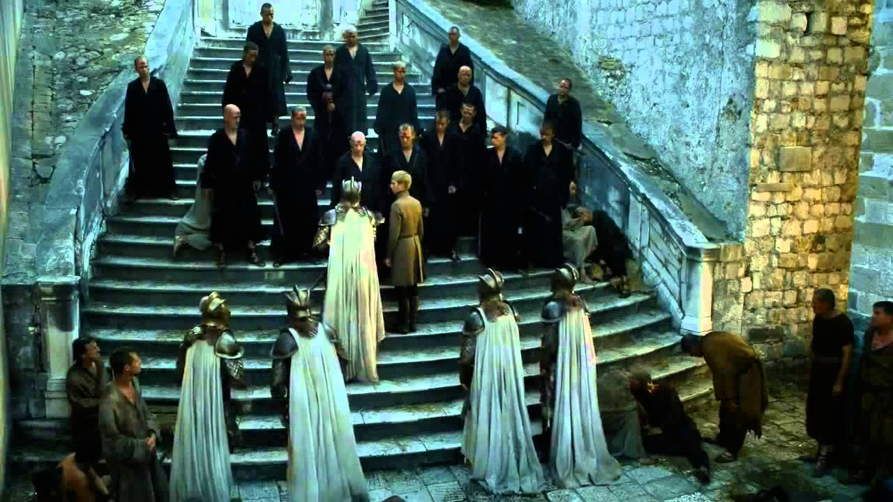 Game of Thrones 5x04 Tommen the King wants to see High Sparrow