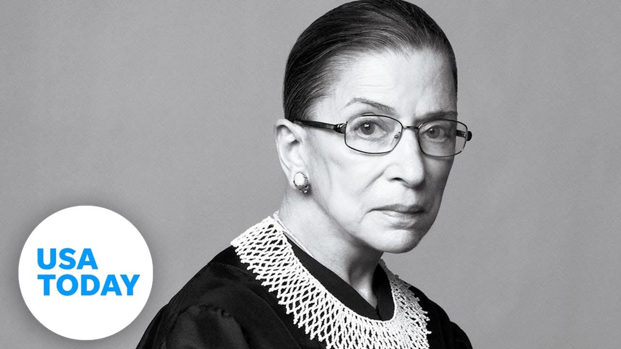 Ruth Bader Ginsburg's three most lasting legacies in the fight for equality | USA TODAY