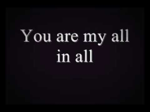You Are My All in All - A Capella