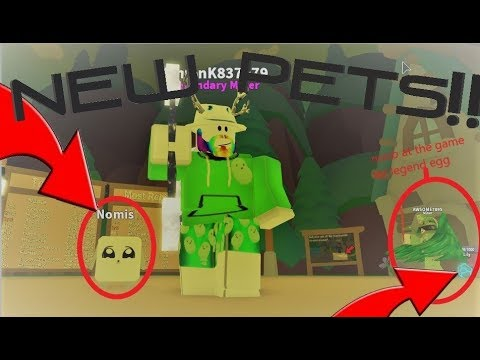 NEW PETS UPADTE!! *they're op* | Roblox: Mining Simulator