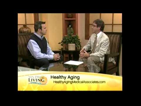 Living Longer and Healthier: Dr. Larry Emdur interview with Greg Phillips of San Diego Living