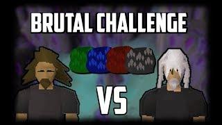 Video OSRS Challenges: Brutal Challenge - Runescape 2007 - EP.76 download MP3, 3GP, MP4, WEBM, AVI, FLV Oktober 2018