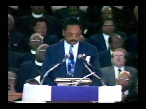 Rev. Jesse Jackson's Tribute to Bishop L.H. Ford