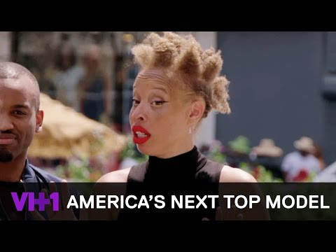 Stacey McKenzie's Harlem Runway Walk Competition  America's Next Top Model