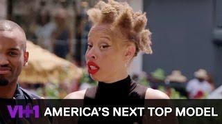 Stacey McKenzie's Harlem Runway Walk Competition | America's Next Top Model