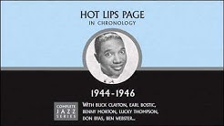 Hot Lips Page - Miss Martingale (12-06-44)