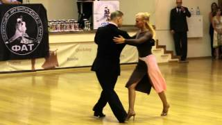Аргентинское танго - Тарада Виталий и Суханова Елена