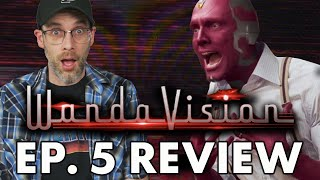 WandaVision Episode 5 - Spoiler Review!