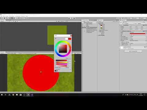 Unity 2019 - 2D Fog Of War Tutorial Using Render Textures And Shaders