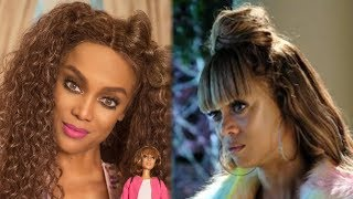 FIRST Look Photos of Tyra Banks as Eve in 'Life Size 2'