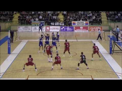 Montpellier Volley - Chaumont VB