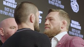 UFC 229: Khabib vs McGregor Press Conference Recap