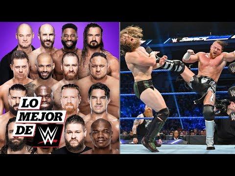 ¡Inicia King the Ring y Buddy Murphy se luce!: Lo Mejor de WWE