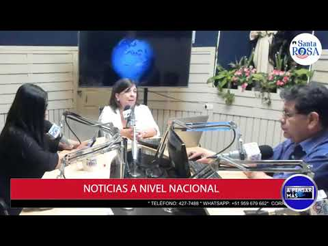 'A PENSAR MÁS CON ROSA MARÍA PALACIOS' 14-01-2019