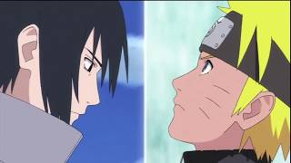 Naruto Shippuden Tribute (Fighting Dreamers)