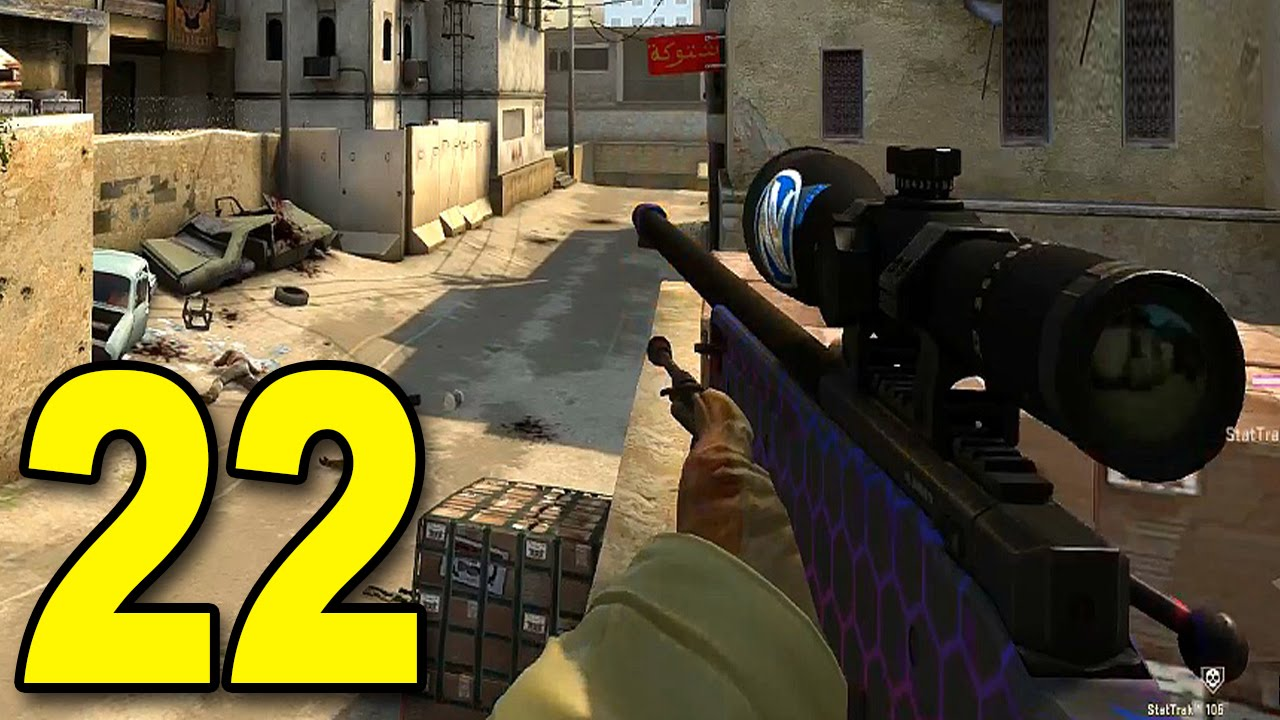 CS:GO - Part 22 - Clutch Defuse Play (CounterStrike: Global Offensive Gameplay) thumbnail